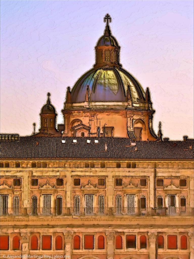 bologna cupola