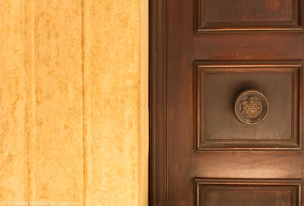 Porta Archiginnasio Bologna