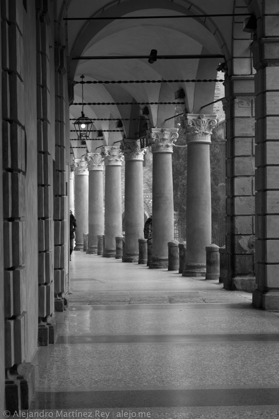 Portico Santo Stefano Bologna