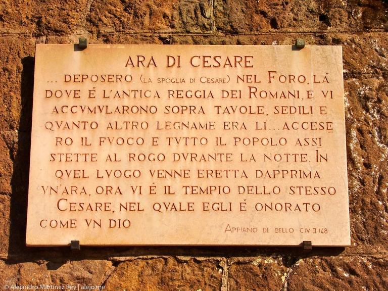 Tomba di Cesare