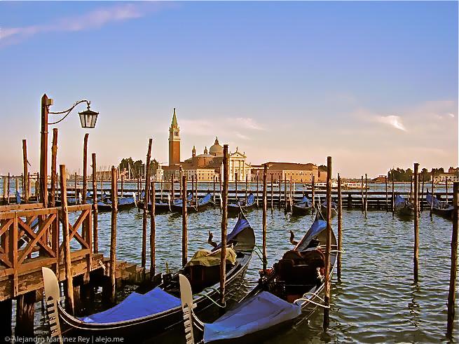 Venezia Gondole