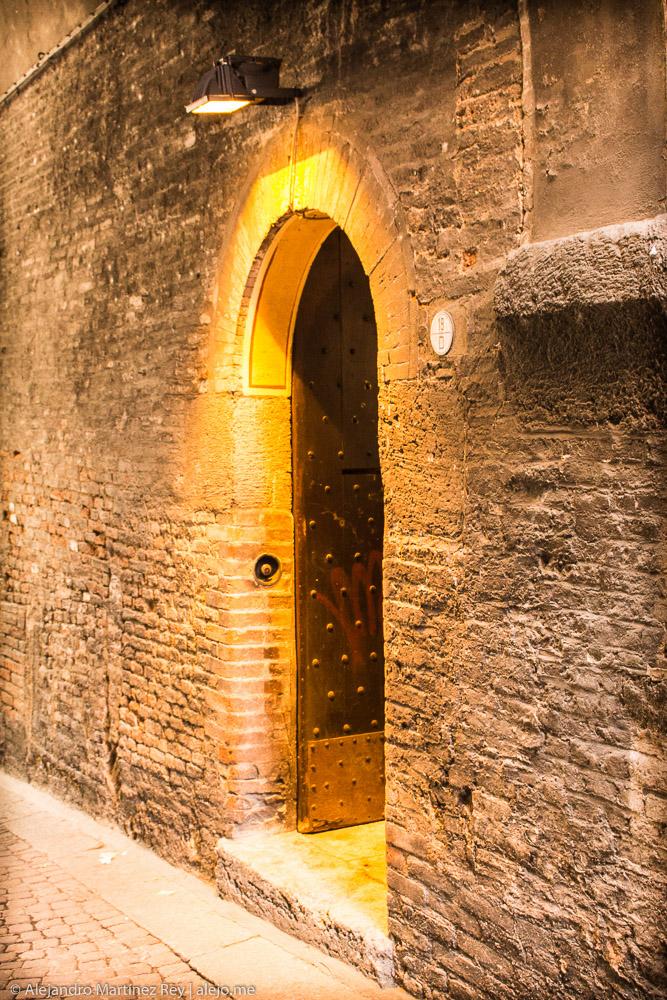 Bologna Strade Centro Porta