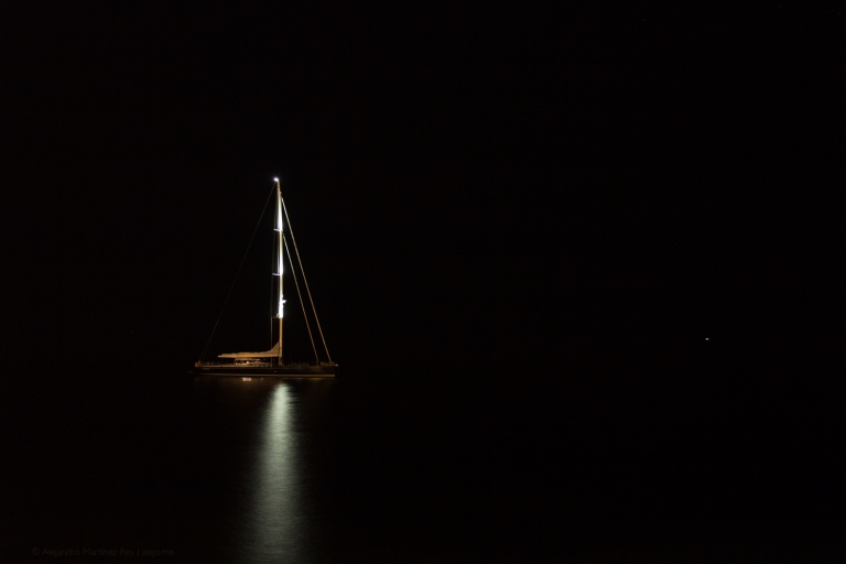 Tricase Porto Night Yacht
