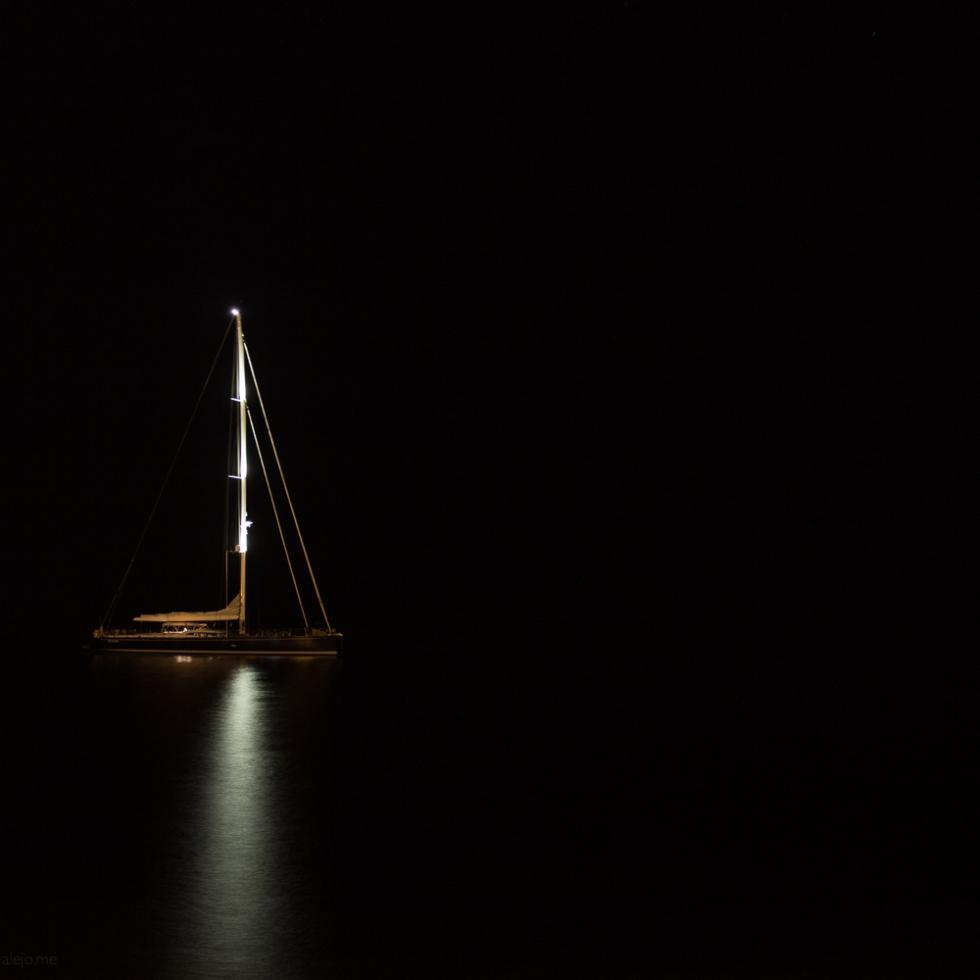 Tricase Porto Night Yacht