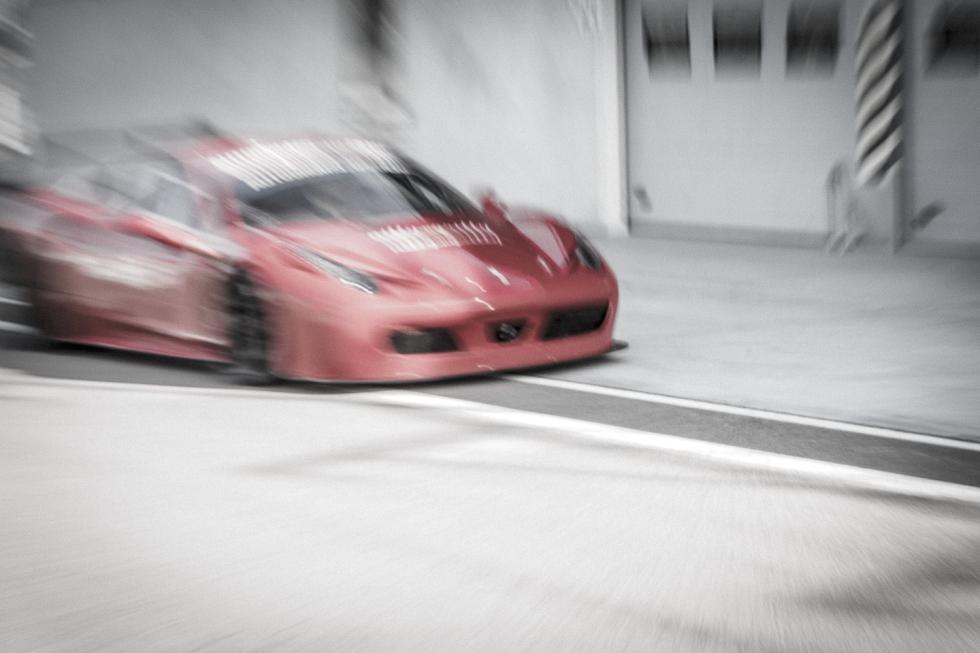 Ferrari 458 Autodromo Modena 2017